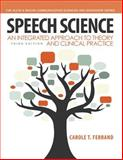 Speech Science 3rd Edition