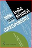 Italian/English Business Correspondence, Vincent Edwards and Gianfranca G. Shepheard, 041513711X