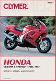 Honda VFR700F-750F, 1986-1997, Clymer Publications Staff, 0892877111
