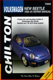 Chilton's Volkswagen New Beetle 1998-05 Repair Manual, Bob Henderson, 156392711X