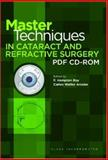 Master Techniques in Cataract and Refractive Surgery, , 1556427123