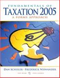 Fundamentals of Taxation 2005 and TaxAct 2004 Package, Schisler, Dan and Niswander, Frederick, 0132247127