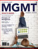 MGMT 2009 Edition (with Review Cards and Bind-in Printed Access Card), Williams, Chuck, 032478712X