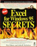 Excel for Windows 95 Secrets, Burns, Pat, 1568847122
