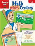 Envelope Centers, The Mailbox Books Staff, 1562347128
