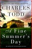 A Fine Summer's Day, Charles Todd, 0062237128