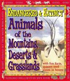 Endangered and Extinct Animals of the Mountains, Deserts, and Grasslands, Michael Bright, 0761327126