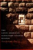 The Latin American Subaltern Studies Reader, , 0822327120