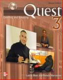 Quest Listening and Speaking, 2nd Edition - Level 3 (Low Advanced to Advanced) - Audiocassettes (8), Blass, Laurie and Hartmann, Pamela, 0073267120