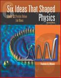 Six Ideas That Shaped Physics : Unit Q - Particles Behaves Like Waves, Thomas Moore, 0072397136