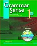 Grammar Sense, Cheryl Pavlik, 0194397130