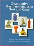 Quantitative Business Analysis 9780256147131