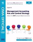 Management Accounting Risk and Control Strategy, Collier, Paul M. and Agyei-Ampomah, Samuel, 0750687134