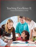 Teaching Excellence II : A Research-Based Workbook for Teachers, Buckalew, M. Walker and Beachley, Barbara J., 1883627133