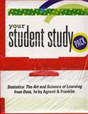 Statistics: the Art and Science of Learning from Data : Student Study Pack, Agresti, Alan and Franklin, 0131687131