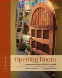 Opening Doors : Understanding College Reading, Cortina, Joe and Elder, Janet, 0073407135