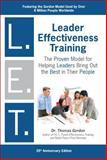 Leader Effectiveness Training, Thomas Gordon, 0399527133