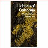 Lichens of California, Hale, Mason E., Jr. and Cole, Mariette, 0520057139