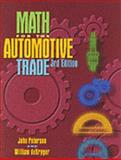 Mathematics for the Automotive Trades, Peterson's Magazine Staff, 0827367139