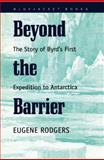 Beyond the Barrier, Eugene Rodgers, 1557507139