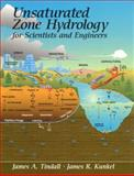 Unsaturated Zone Hydrology, Anderson, Dean E. and Kunkel, James R., 0136607136