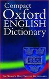 Compact Oxford English Dictionary of Current English 9780198607137