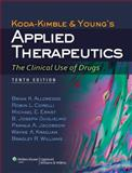 Applied Therapeutics 10th Edition