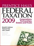 Corporations, Partnerships, Estates, and Trusts, Anderson, Kenneth E. and Pope, Thomas R., 0136067131
