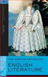 English Literature : The Middle Ages Through the Restoration and the Eighteenth Century, , 039392713X