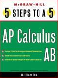 Calculus AB, Ma, William and Freedson, Grace, 007137714X