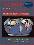 Internetworking with TCP/IP Vol. 3 : Client/Server Programming and Applications for the Windows Socket, Comer, Douglas E. and Stevens, David, 0138487146