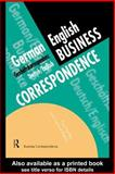 German Business Correspondence, Paul Hartley and Gertrud Robins, 0415137144