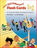 Kid's Guitar Course Flash Cards 1 and 2, L. C. Harnsberger and Ron Manus, 0739037145