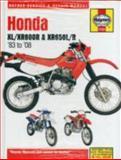 Honda XL/XR600R and XR650L/R, 1983-2008, , 1563927144