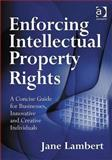 Intellectual Property Enforcement, Lambert, John, 0566087146