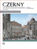 Czerny/160 Eight-Measure Exercises, Opus 821, Czerny, 0739007149