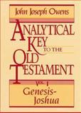 Genesis - Joshua Vol. 1, Owens, John Joseph, 0801067146