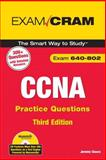 CCNA Practice Questions (Exam 640-802), Cioara, Jeremy and Minutella, David, 0789737140