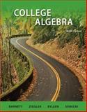 Access Card MathZone College Algebra, Barnett, Raymond, 0077297148