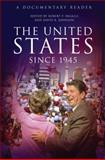 The United States since 1945, , 1405167149