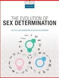 The Evolution of Sex Determination, Beukeboom, Leo and Perrin, Nicolas, 0199657149