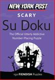 New York Post Scary Su Doku, none, 0062297155