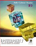 Microsoft PowerPoint for Windows 95, Green, S. and Shelly, Gary B., 0789507153