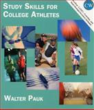 Study Skills for College Athletes, Pauk, Walter, 0130287156