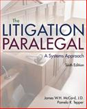The Litigation Paralegal 6th Edition