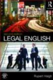 Legal English, Rupert Haigh, 0415487153