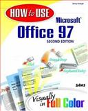 How to Use Microsoft Office 97, Ivens, Kathy, 0789717158