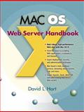 Mac OS X Webserver Handbook, Hart, David, 0130327158