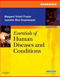 Essentials of Human Diseases and Conditions, Frazier, Margaret Schell and Drzymkowski, Jeanette Wist, 1416047158