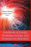 Handbook of Exergy, Hydrogen Energy and Hydropower Research, , 1607417154